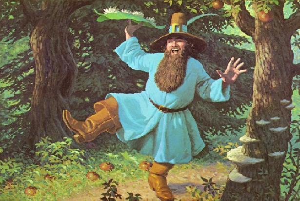 """""""בחור עליז נפש הוא טום בומבדיל / צהובים מגפיו וכחול המעיל"""""""
